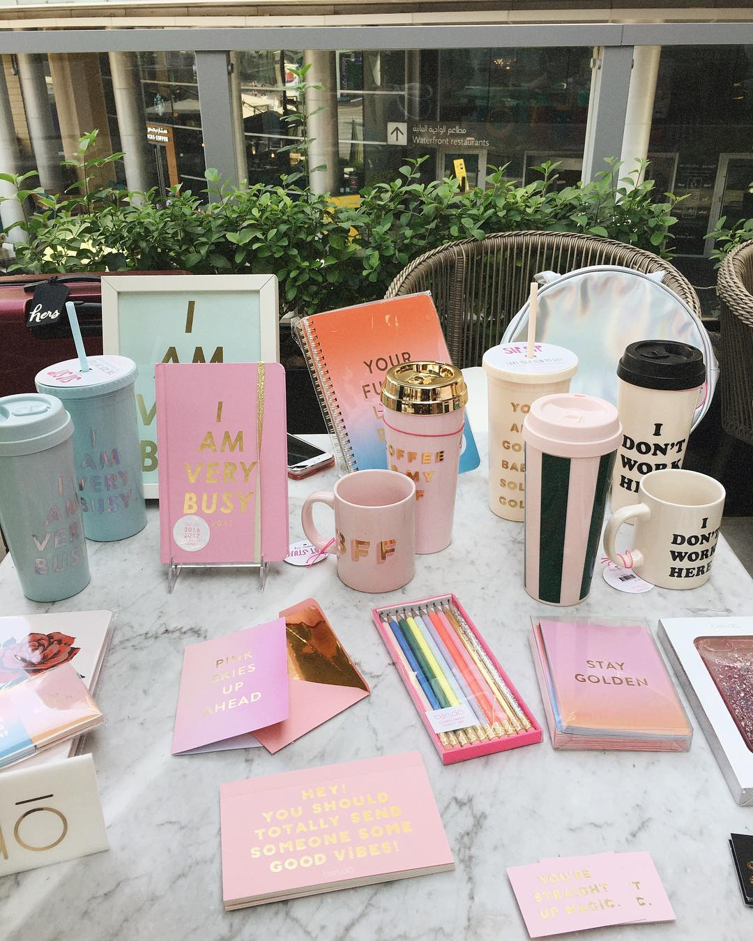 All things pretty and pink deserves an Instagram post shopbandohellip
