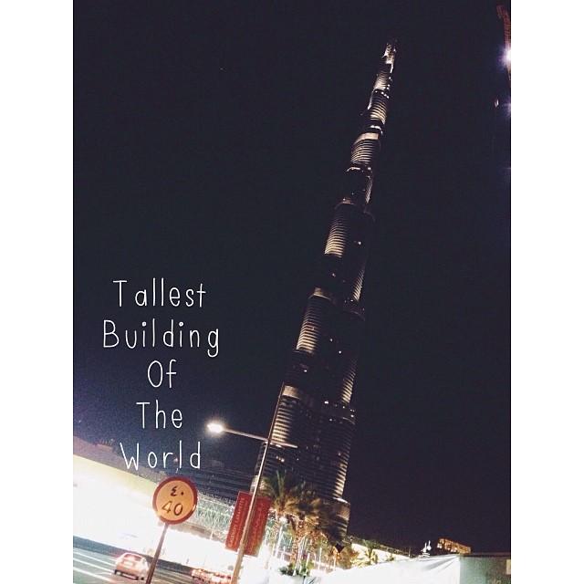 Tallest Building Burj Khalifa Find Me A Break