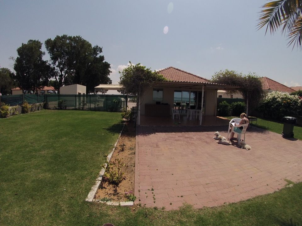 Gopro View of Barracuda chalet