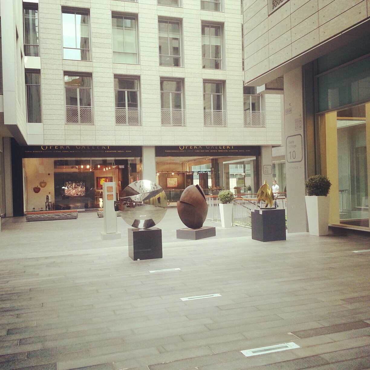 Art galleries in DIFC