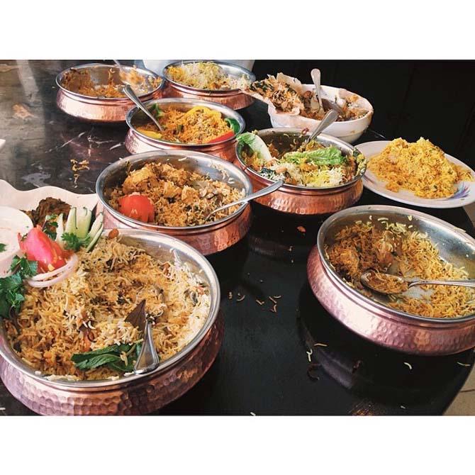 Best Biryani in Dubai
