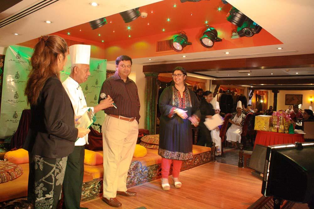 Judges of Biryani contest