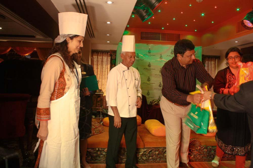Winner of the Biryani Contest