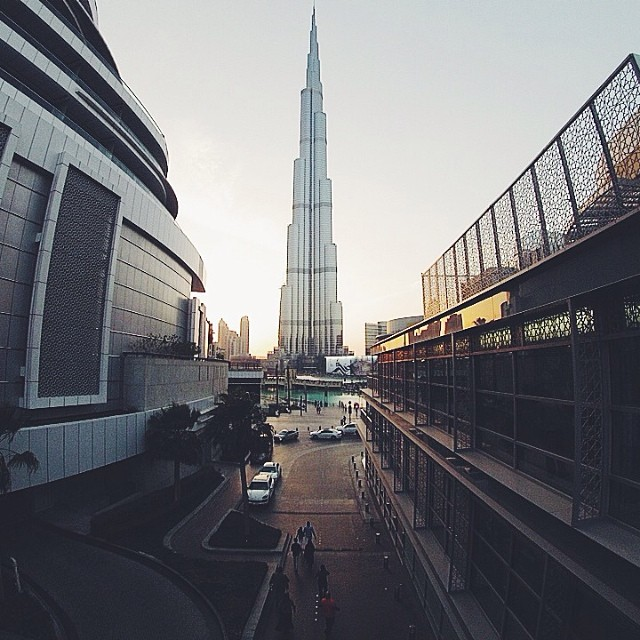 gopro burj khalifa dubai mall