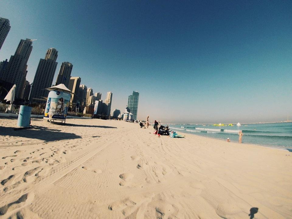 JBR Beach Time