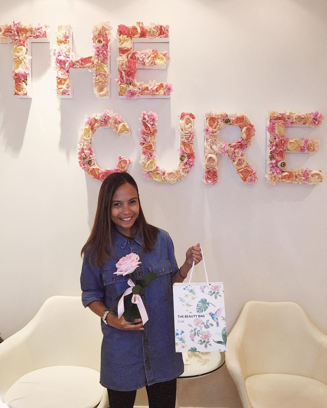Thanks thecuredubai for the lovely surprise treats Absolutely in lovehellip