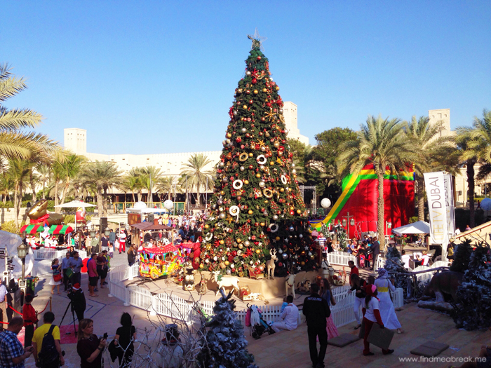 Souk Festive Market at Madinat