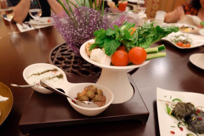 Iranian platter