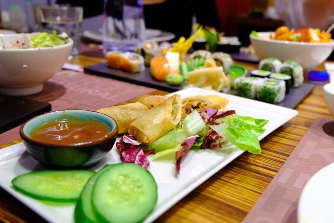 East Kitchen Dubai