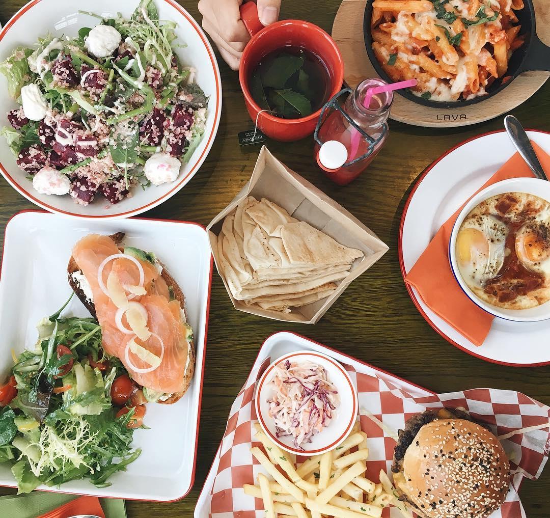 Hottest breakfast spots in Downtown Dubai? Head to the bloghellip