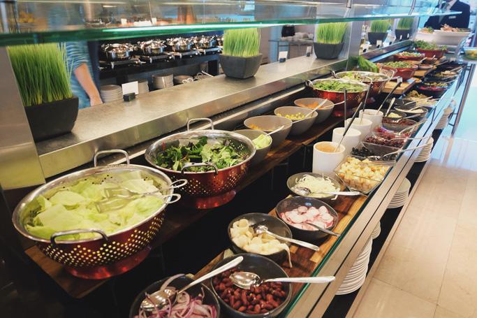 Buffet Abu Dhabi