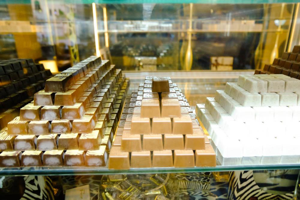 Chocolates Cavalli