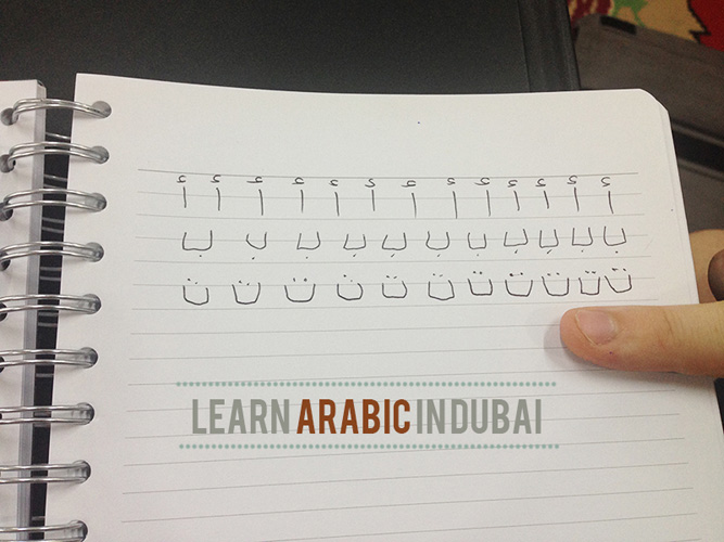 Learn-to-Write-Arabic-Quickly
