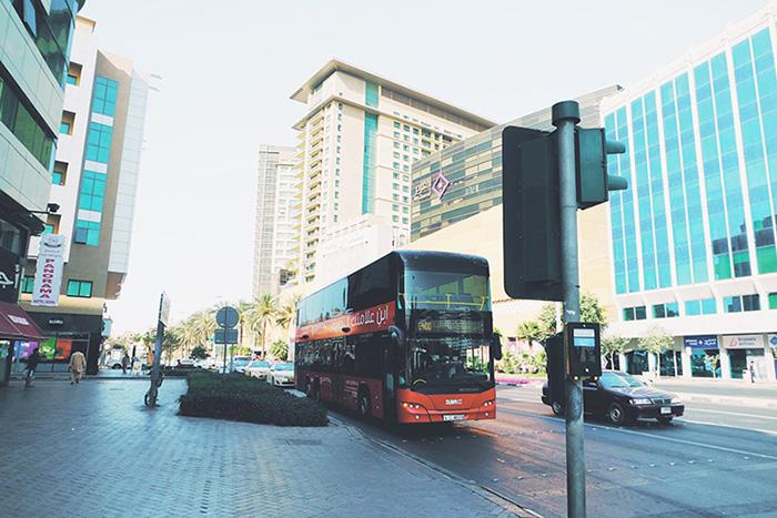 Dubai Bus RTA