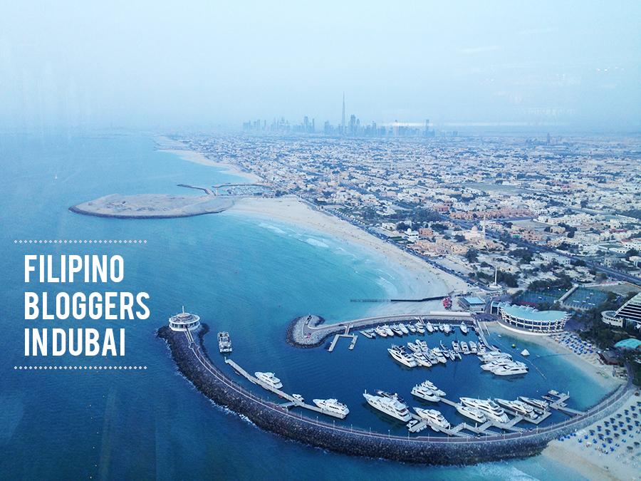 Filipino Bloggers in Dubai