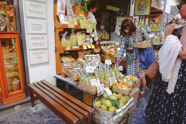 Amalfi coast Lemon